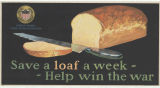 Save A Loaf A Week-