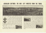Jerusalem Captured: The Holy City Wrested From The Turks