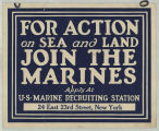 For Action On Sea And Land