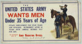 United States Army Wants Men