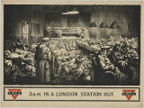 3 A. M. In A London Station Hut
