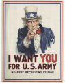 I Want You For U. S. Army