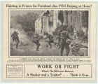Fighting In France For Freedom!--Are You Helping At Home?