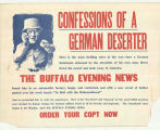 Confessions Of A German Deserter