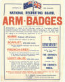 Arm-Badges