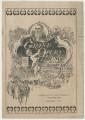 Wysor's Grand Opera House program for What Happened to Jones