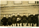 1915-16 Yorktown High School basketball team