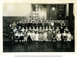 Yorktown Elementary School second grade class photo