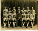1937 Yorktown High School basketball team