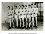 1930-1931 Yorktown High School basketball team