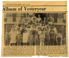 Album of yesteryear: Cammack School
