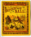 Butterflys' ball