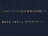 Ball State University Provost's Lecture Series