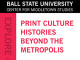 Print Culture Histories Conference Collection