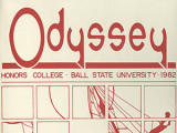 Odyssey, Ball State University Honors College Journal