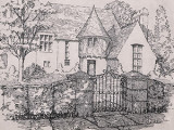 Ayres, Leslie F. Architectural Drawings