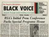 Ball State University African American Student Organizations Records