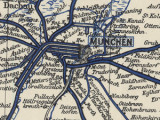 Railroad Maps of Wartime Germany