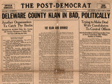 Muncie Post-Democrat Newspaper