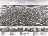 Muncie and Delaware County Historical Maps and Atlases