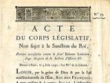 French Revolution Pamphlets