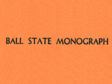 Ball State Monograph Series