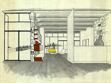 Miller, Gladys J. Architectural Records