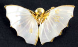 Pin - Mother of pearl Butterfly