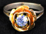 Ring - Adjustable flower