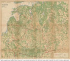 Ostland Atlas Map 03: Forest Land Map