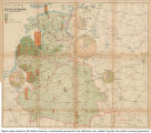 Ostland Atlas Map 22: German Population