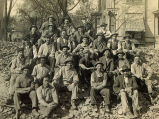 W.P.A. workers, including Ollie Shoecraft