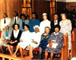 Senior Members of Shaffer Chapel A.M.E. Church