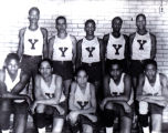 Muncie African American Branch YMCA Monarch Basketball Team