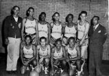 Muncie African American Branch of YMCA Basketball team