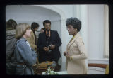 Shirley Chisholm at Ball State University, 1978