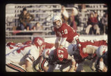 Ball State University Cardinals vs. Illinois State University Redbirds football, 1975