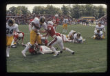 Ball State University Cardinals vs. University of Toledo Rockets football, 1975