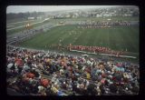 Ball State University Cardinals vs. Central Michigan University Chippewas football, 1975