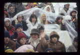 Ball State University Cardinals football crowd, 1975