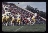 Ball State University Cardinals vs. Eastern Michigan University Hurons football, 1975