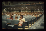 Ball State University freshman convocation, 1978