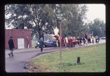 Ball State University Homecoming parade, 1971