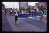 Ball State University Homecoming Marching Mademoiselles, 1971