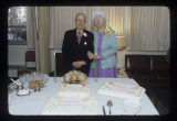 Dr. and Mrs. Charles Van Cleve on Van Cleve Day
