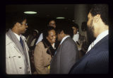 Civil rights leader Ralph Abernathy