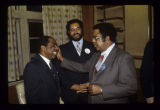 Robert Coatie with civil rights leader Ralph Abernathy