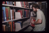 Library collection move from North Quad to Bracken Library