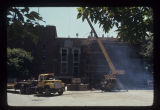 West Quadrangle Building remodeling