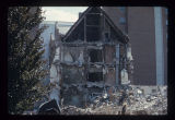 Ball Memorial Hospital north wing razing